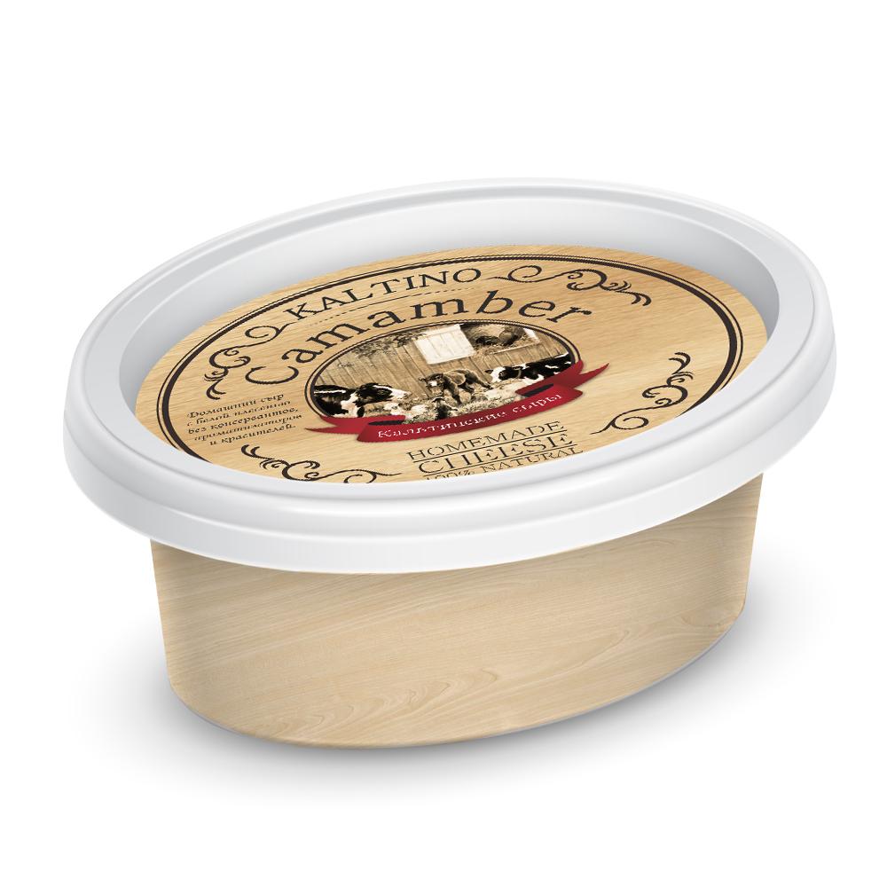 Упаковка - Сыр Kaltino Camamber