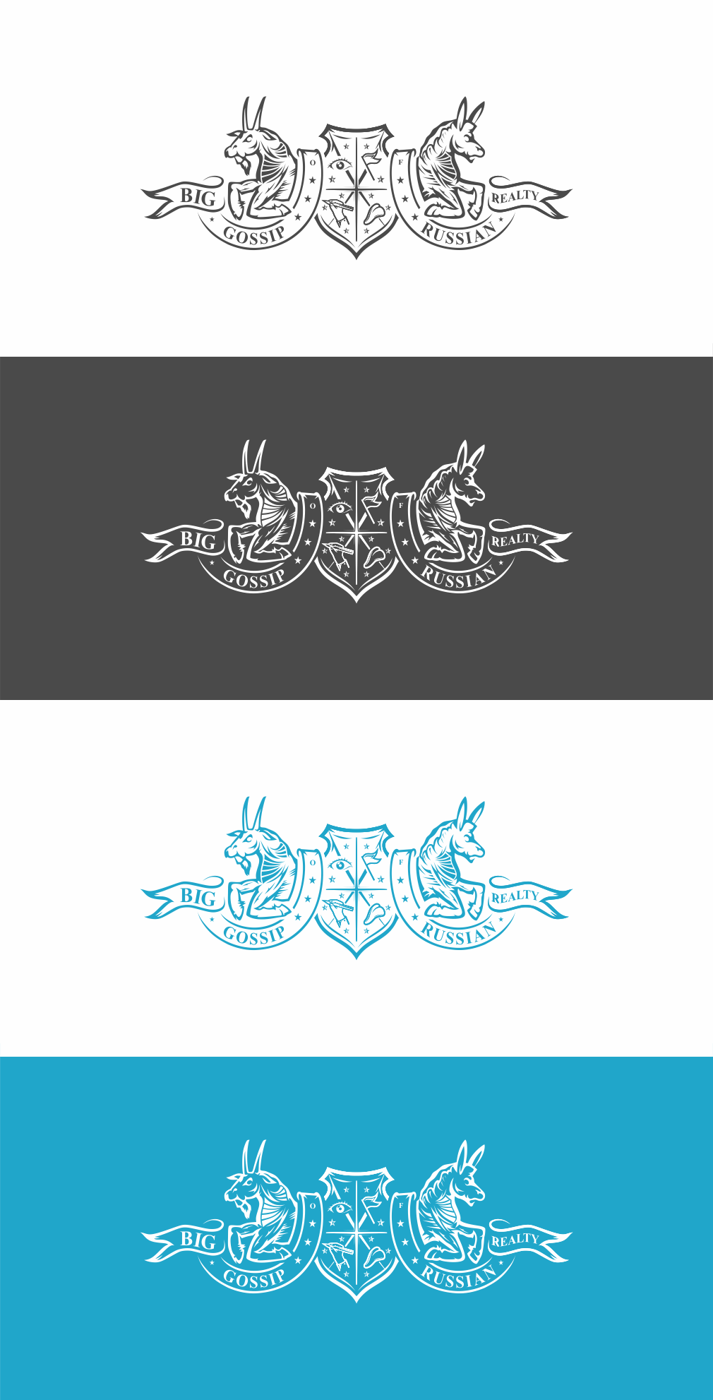 Логотип - The RGBB