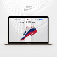 Nike Air Max design by Artem Habarov