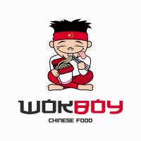 Логотип WOKBOY