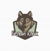 Логотип - белый клык