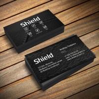Визитная карта - Shield