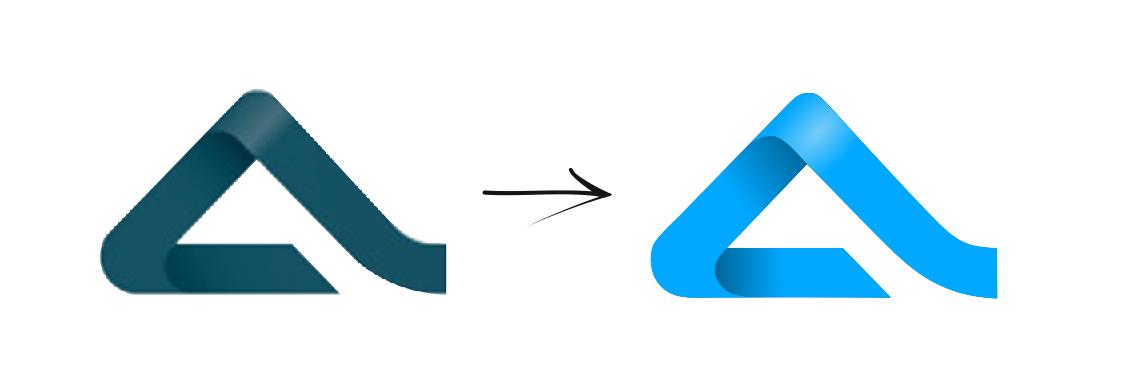 Логотип в вектор