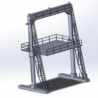 Чертёж в SolidWorks