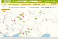 Система поиска перевозчиков зерна и система поиска работы по перевозки зерна
