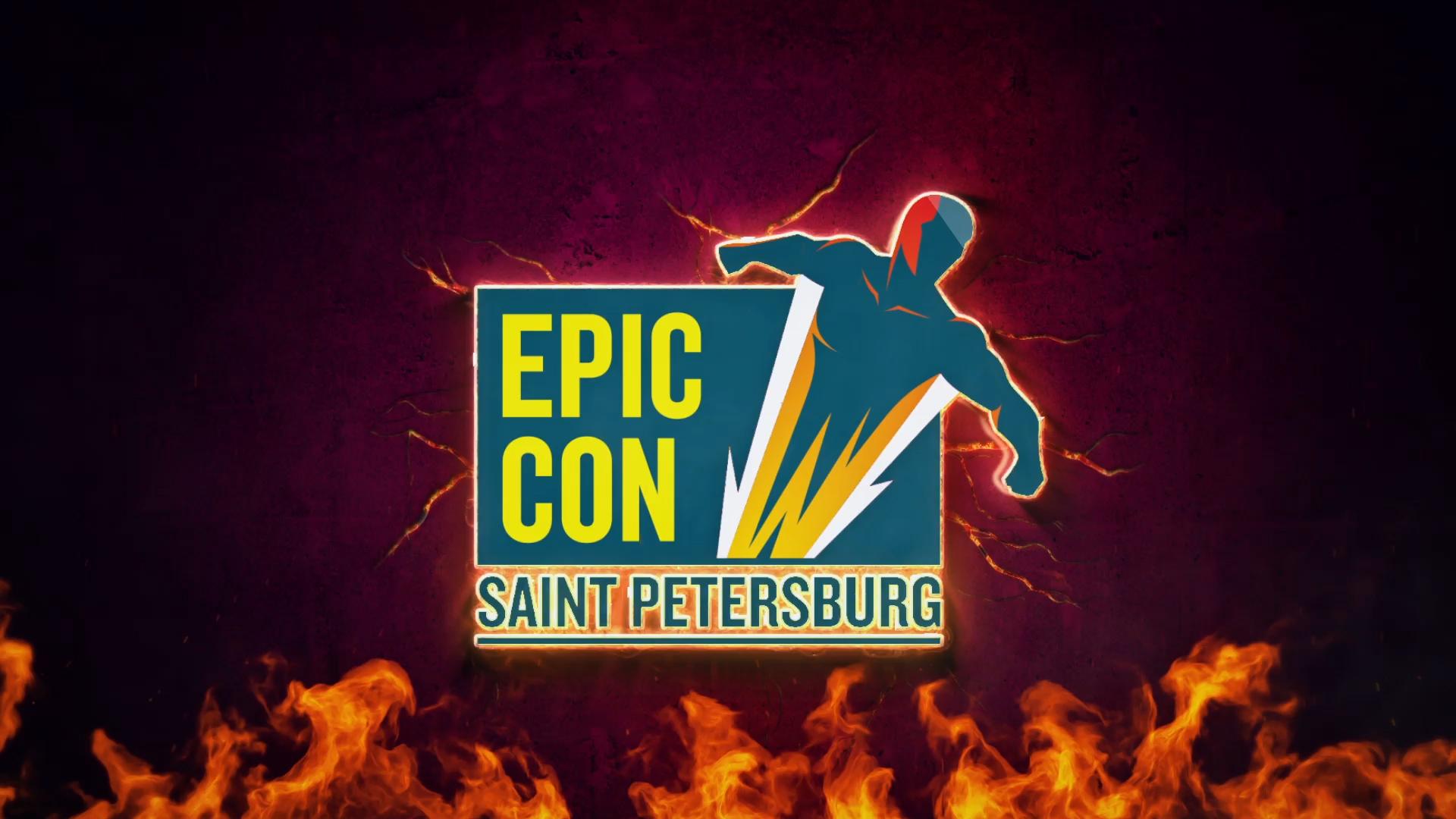 Создать рекламный ролик фестиваля фантастики Epic Con фото f_4545cb75d1075171.jpg