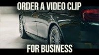 Order a videoclip for business