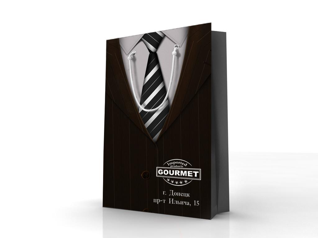 Пакет подарочный Gourmet