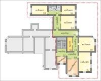 Схема арендуемых помещений