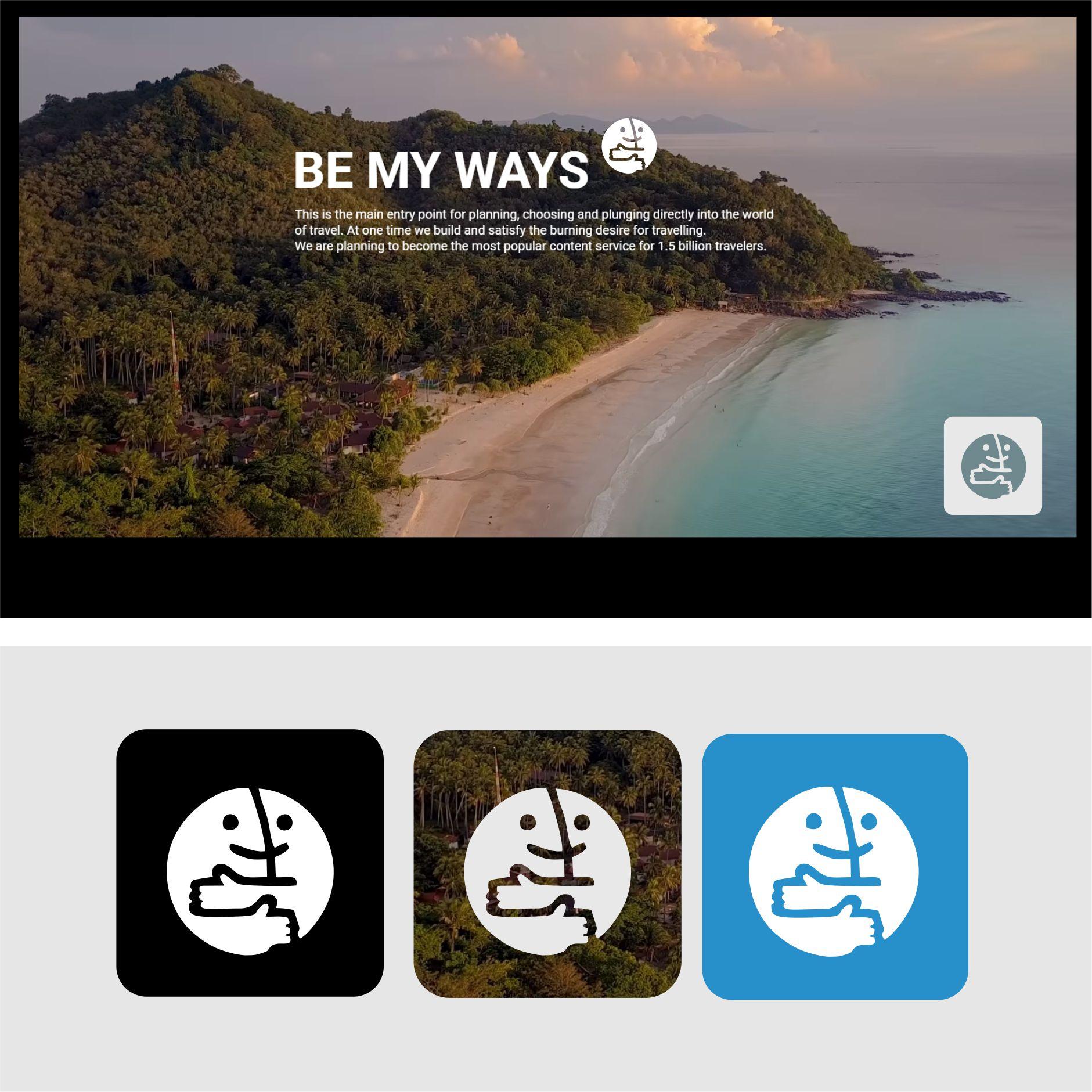 Разработка логотипа и иконки для Travel Video Platform фото f_0175c3c607777aef.jpg