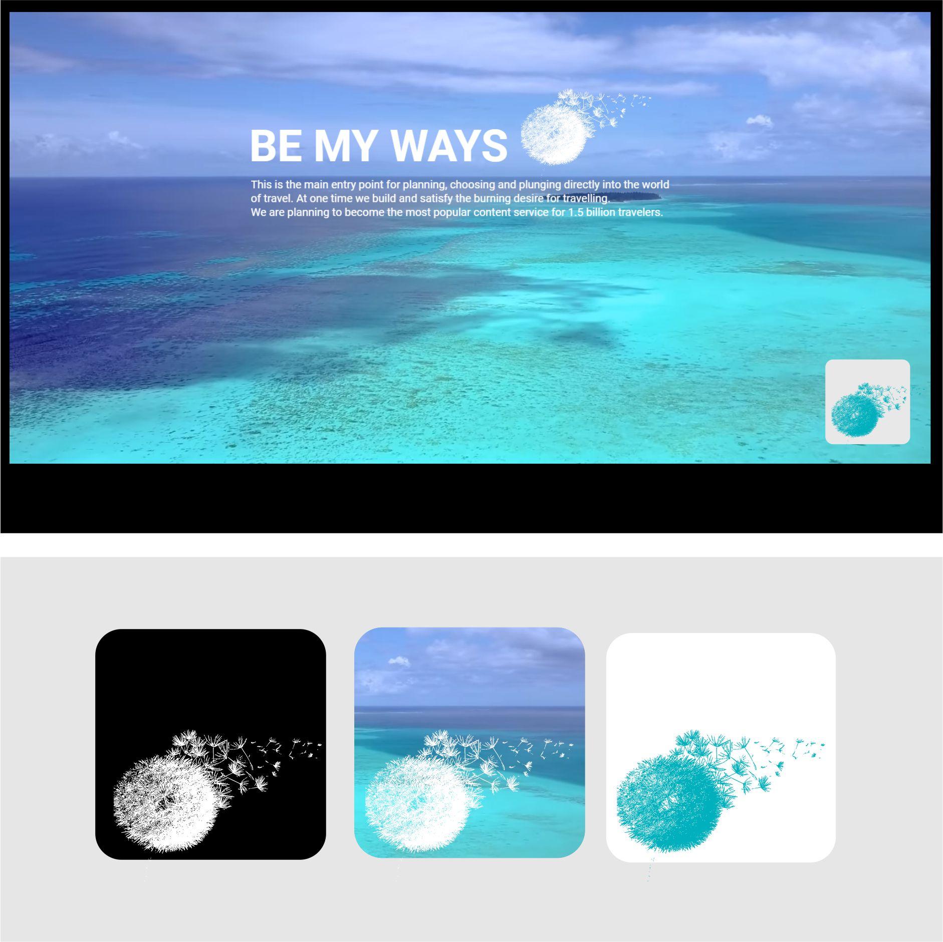Разработка логотипа и иконки для Travel Video Platform фото f_1675c3c604a9174c.jpg