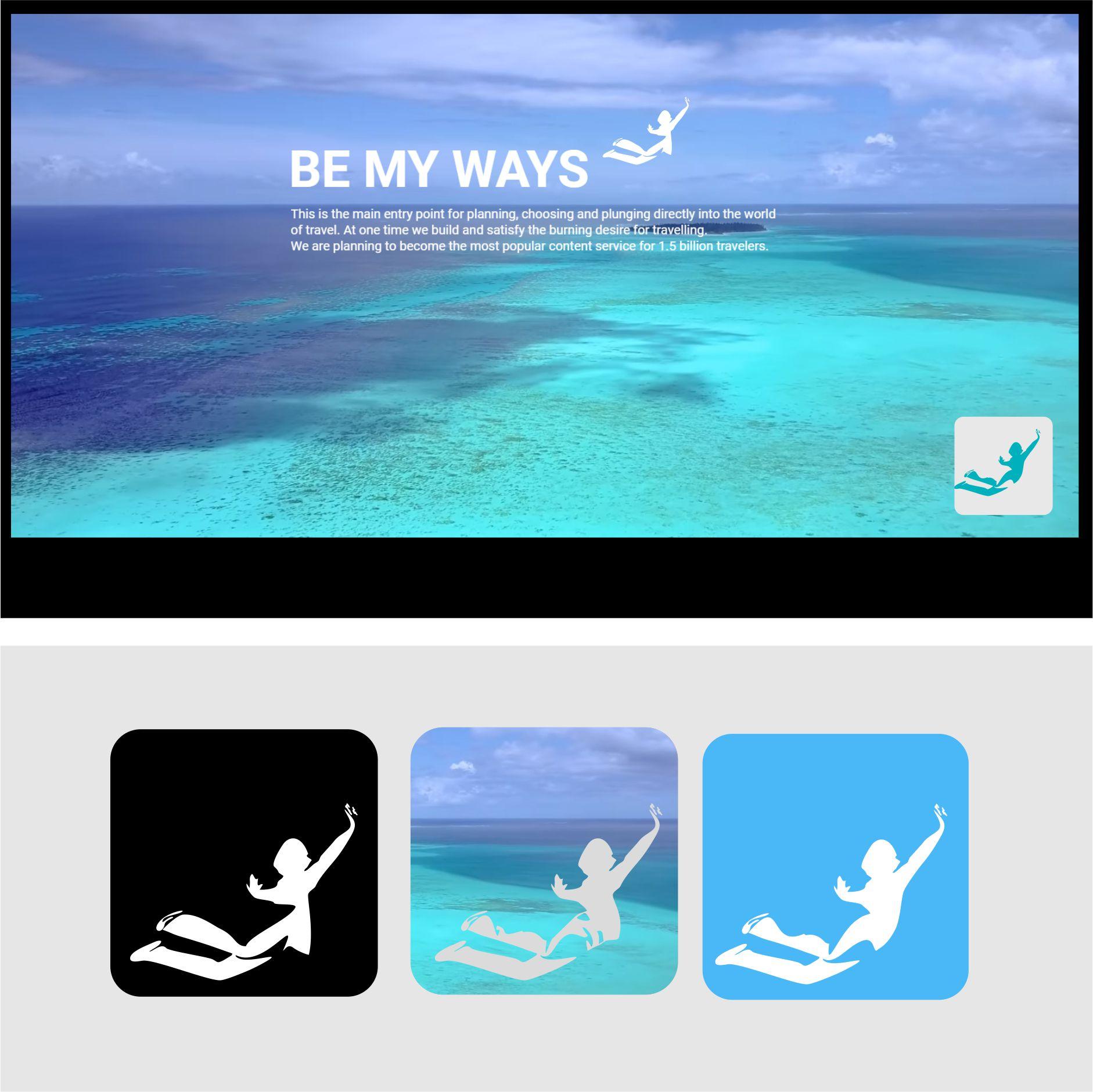 Разработка логотипа и иконки для Travel Video Platform фото f_2345c3c6036b3b1e.jpg