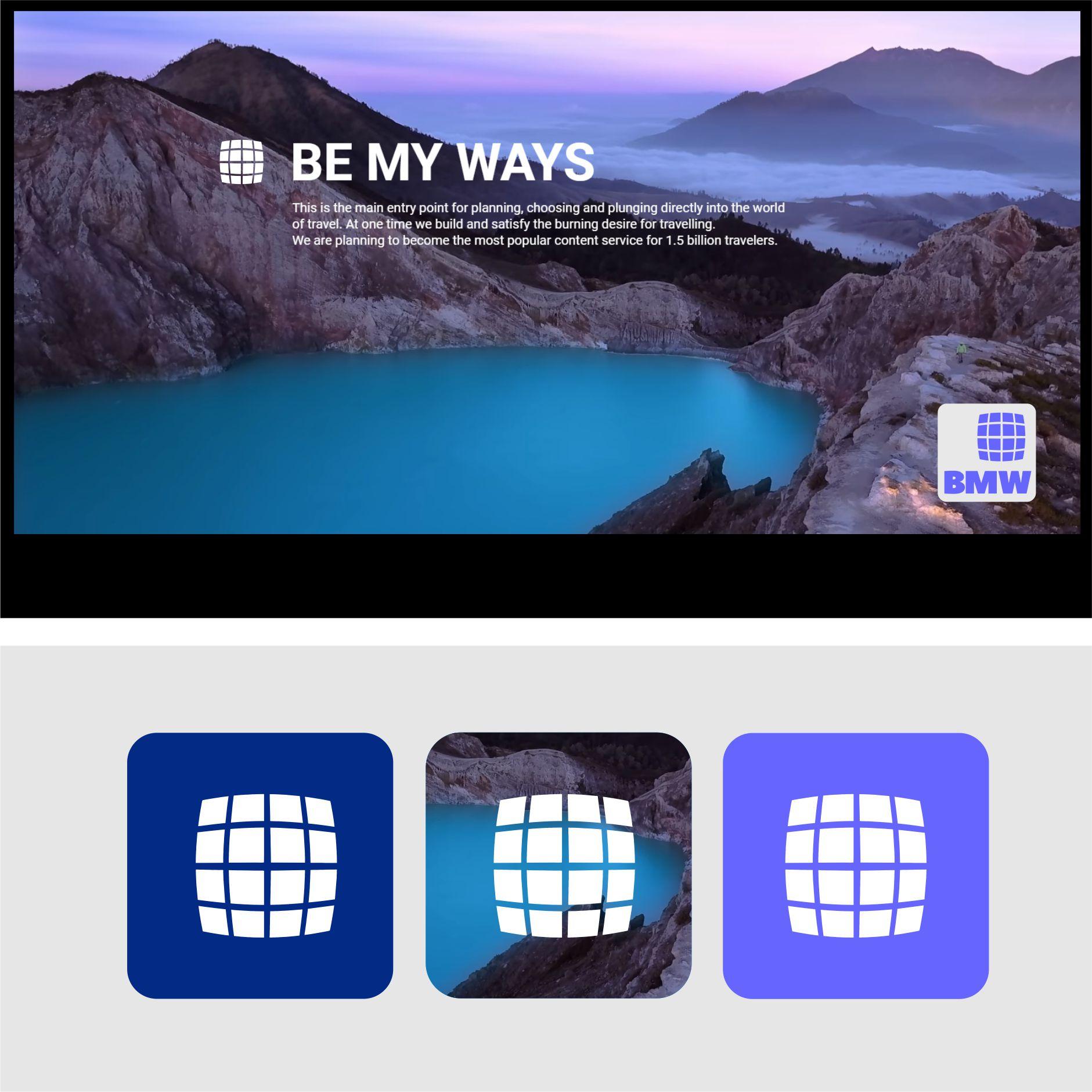 Разработка логотипа и иконки для Travel Video Platform фото f_3565c3c602522801.jpg