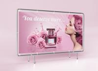 Баннер магазина косметики