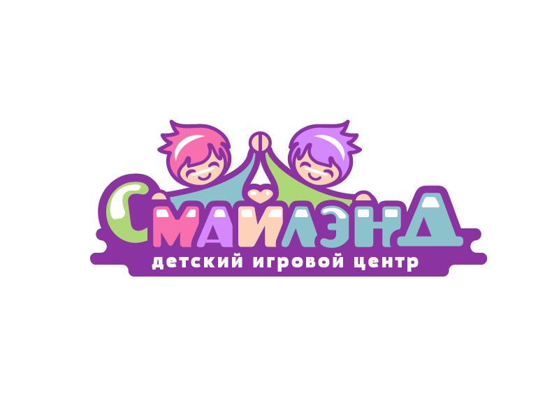 Логотип, стиль для детского игрового центра. фото f_0155a42bee9649ac.png