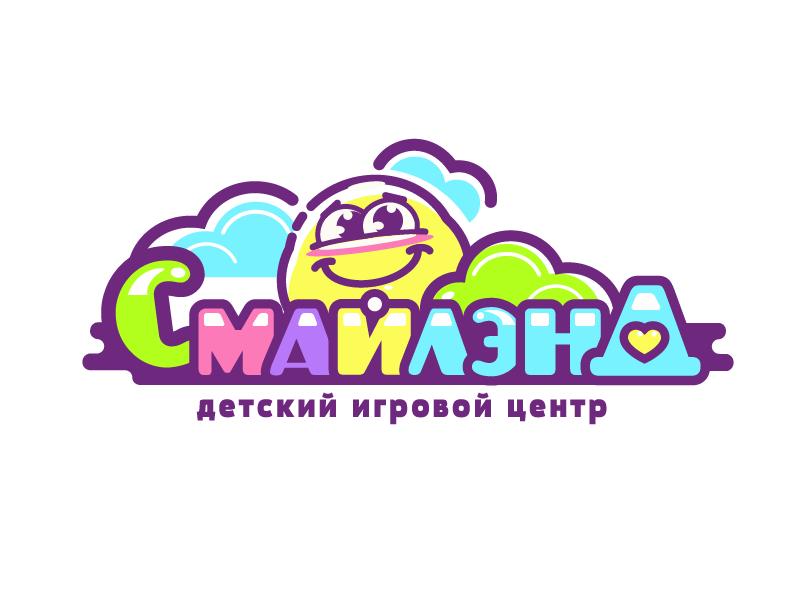 Логотип, стиль для детского игрового центра. фото f_0285a437b56d4537.png