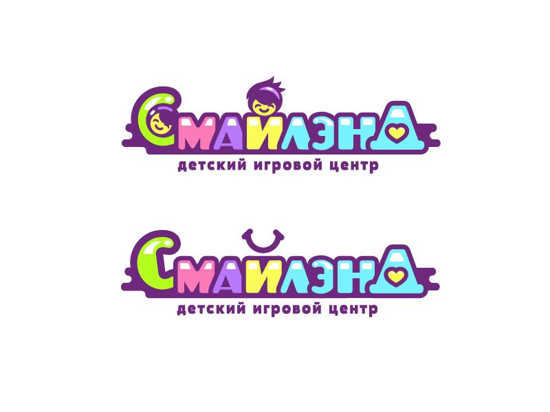 Логотип, стиль для детского игрового центра. фото f_4455a436ba1dadaa.png