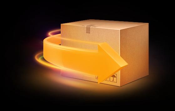 Иллюстрация Деловые Линии «Коробка»