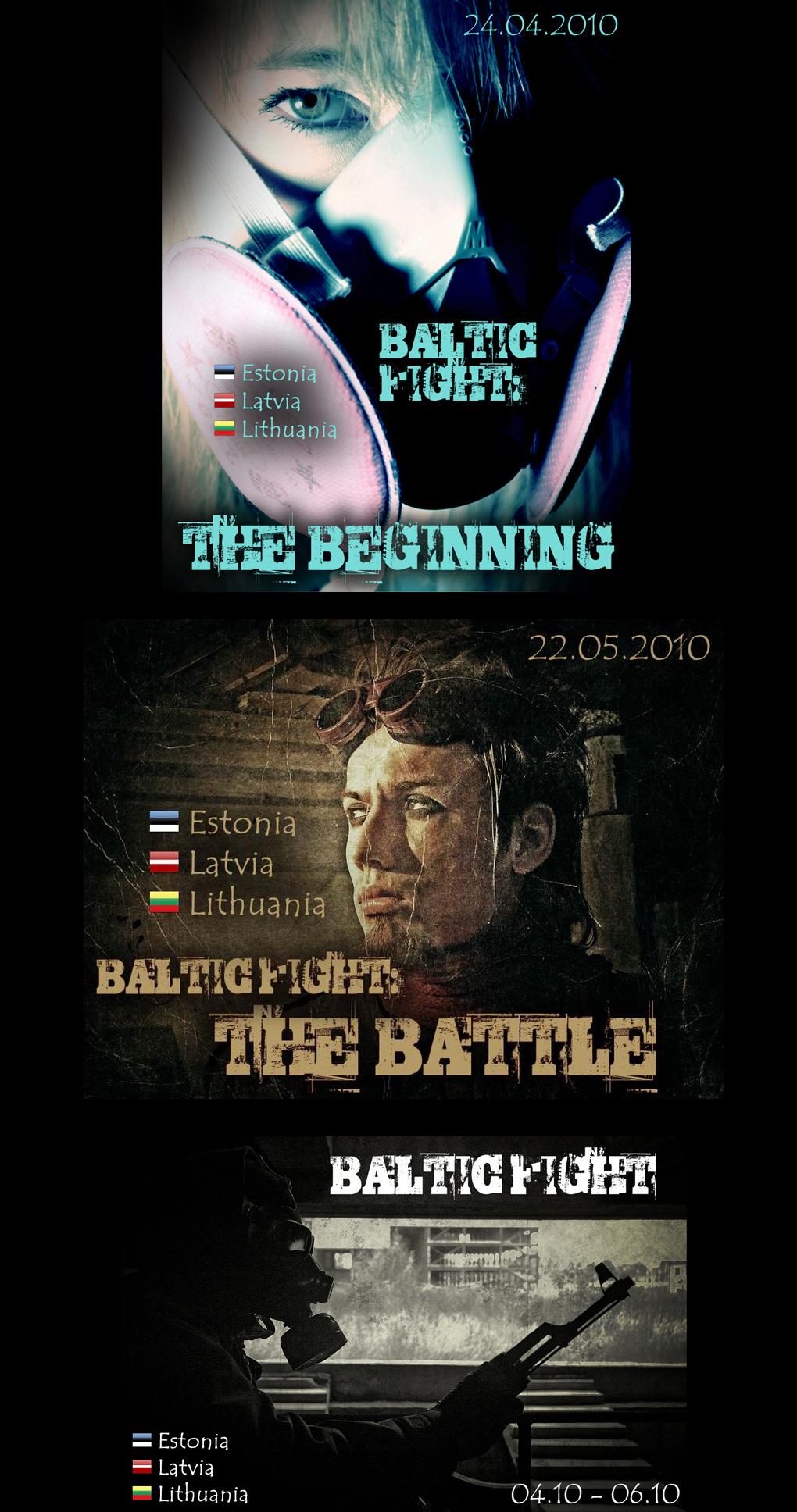 Baltic Fight анонсы