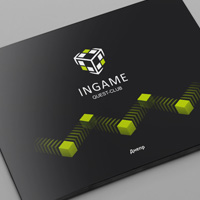 Дизайн каталога для квест-комнат In Game