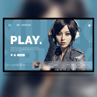 Landing Page - PLAY