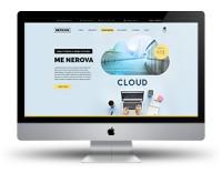 Дизайн Hosting site