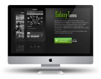 Промо Дизайн сайта для андроид программы