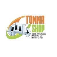 логотип музыкального магазина