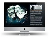 Дизайн сайта IStomin