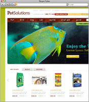 Портал Pet Solutions
