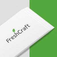 FreshCraft - логотип