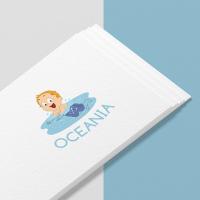 Oceania - логотип