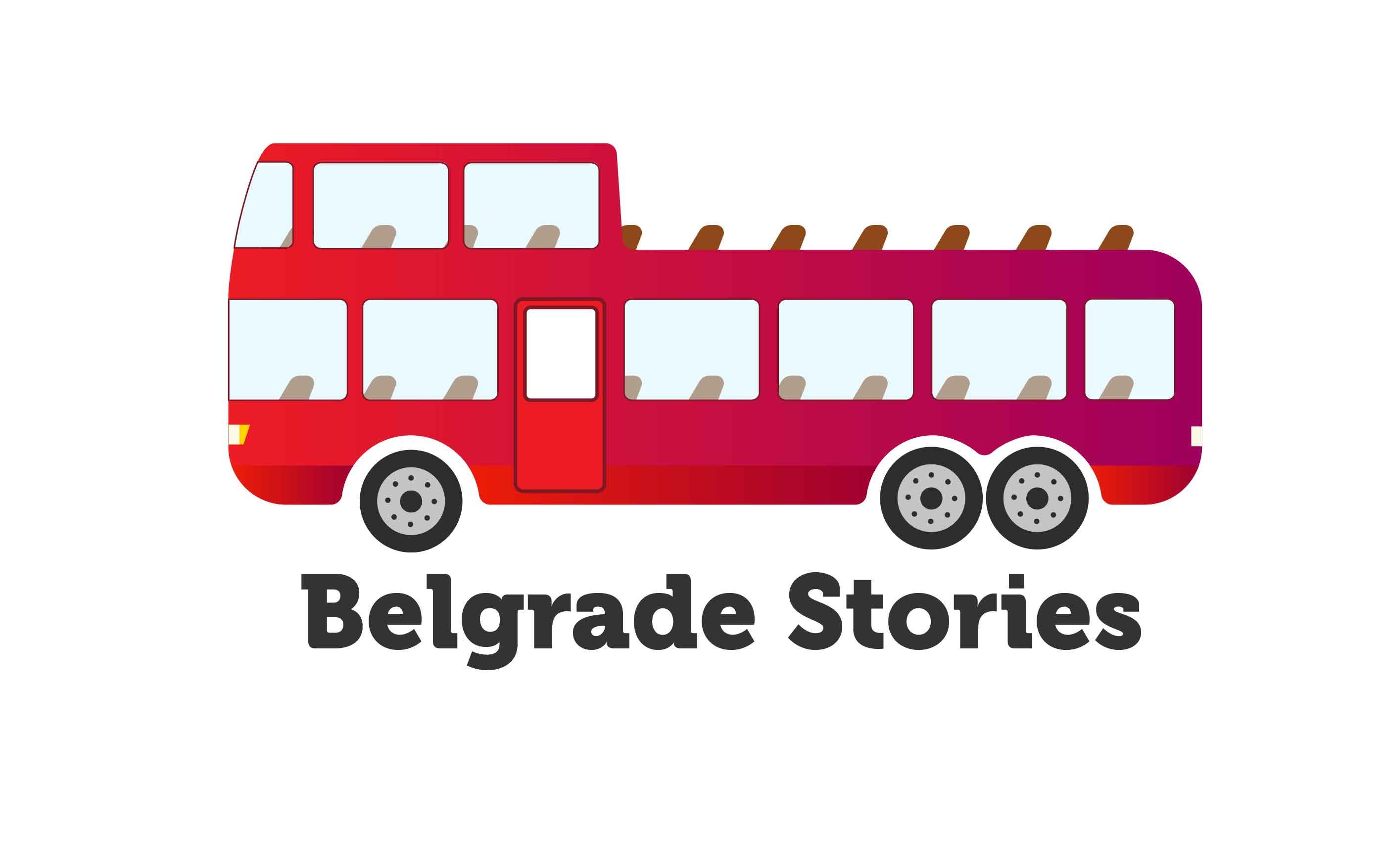 Логотип для агентства городских туров в Белграде фото f_631589b1fd898e75.jpg
