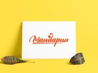 Мандарин - логотип