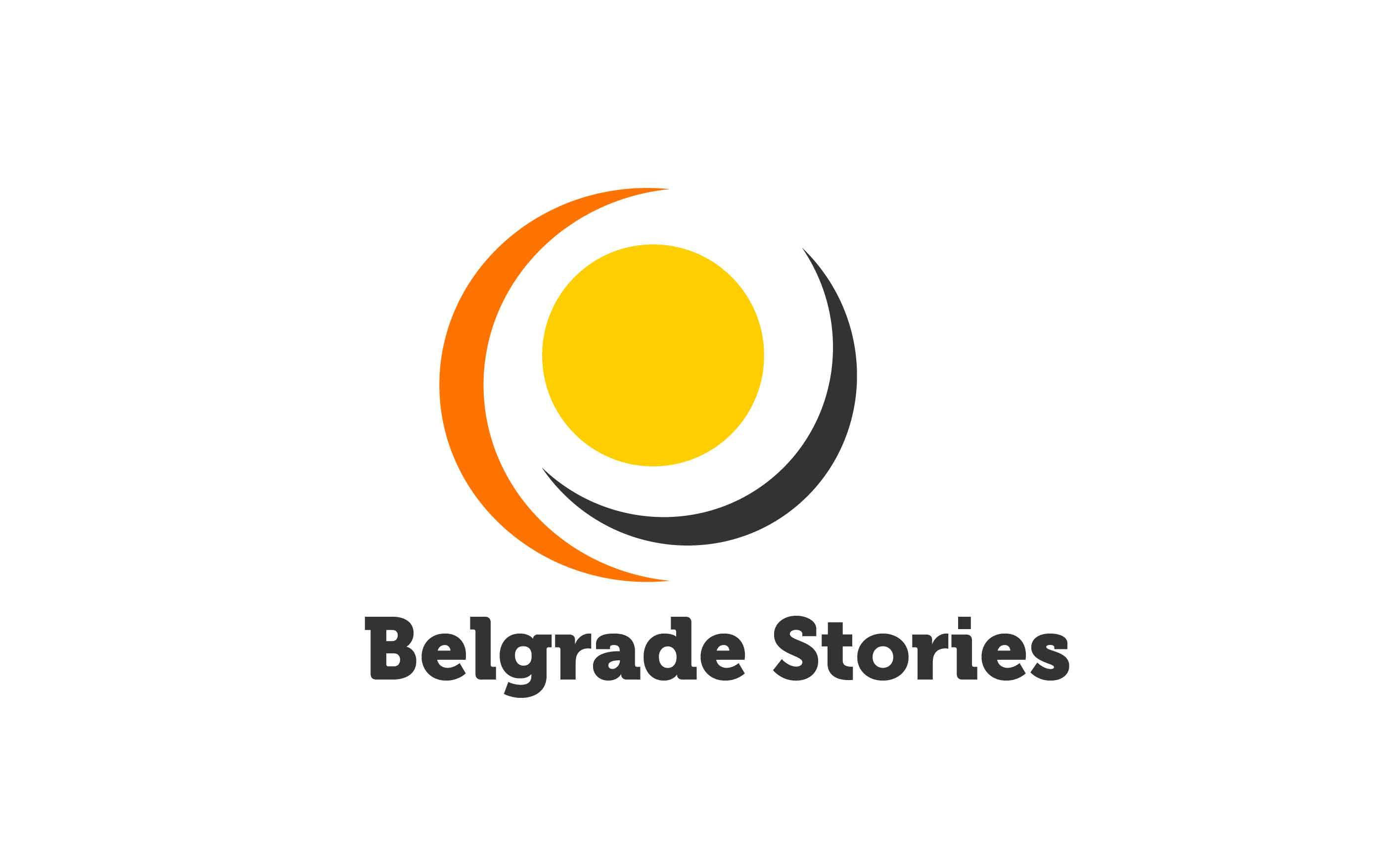 Логотип для агентства городских туров в Белграде фото f_758589b1fccbbc1d.jpg