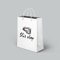 Star shop - логотип