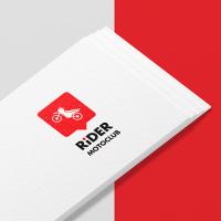 Rider motoclub - логотип