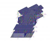 Инженерный расчет здания