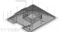 Разработка КМД для стропильной системы на основе ЛСТК
