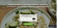 Продающий текст для Лендинга компании по доставке питания