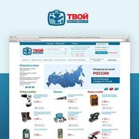 Интернет-магазин инструментов для дома и сада Tvoyinstrument