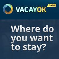 Площадка для поиска жилья в аренду Vacayok