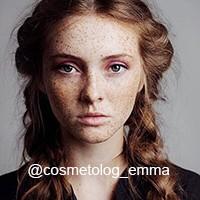 Cosmetolog_emma: продвижение аккаунта врача-косметолога