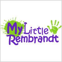 My little Rembrandt: продвижение мастерской подарков по рисункам детей
