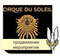 VK, Twi, ЖЖ - Cirque Du Soleil. Ведение и раскрутка групп и блогов в сетях