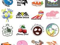 Разработка логотипов, несколько вариантов на выбор. Вам не нравится вы не...