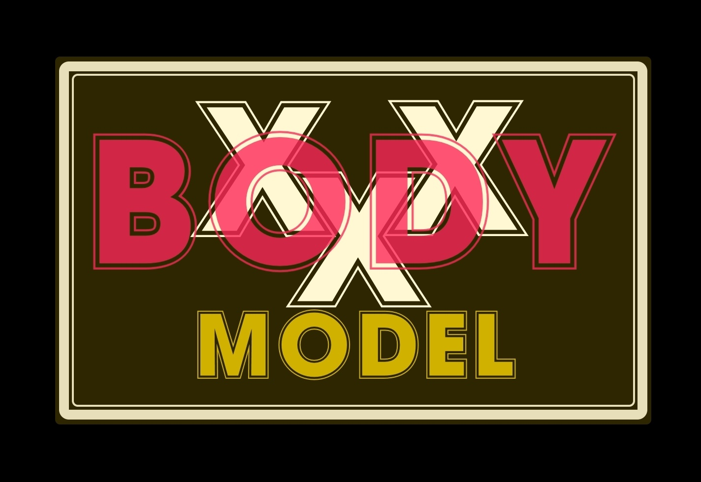 Разработка логотипа (видеоблог для моделей) фото f_2405b23f2f7787e1.jpg