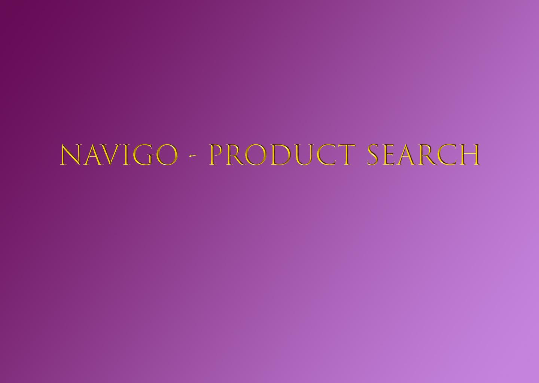 Слоган для приложения Navigo - поиск товаров на карте фото f_7805bc4f3689048f.jpg