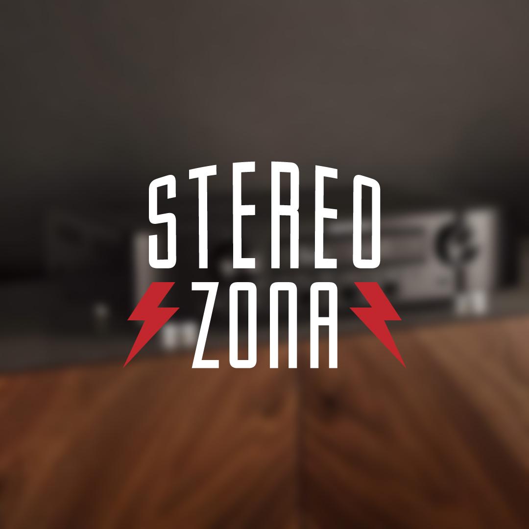 Два концепта лого магазина музыкальной техники.