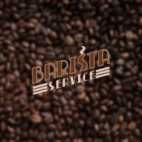 Логотип кофейного сервиса